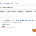 Amazon - no 1 best seller with arrow